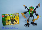 Lego Hero Factory Brain Attack 44003 SCAROX - Complete figure with instructions