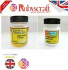 Gold/Silver Leaf Size Adhesive/Glue/Acrylic 60ml Shellac Varnish Bottle