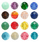 Genuine Swarovski Elements Crystal Round Beads Various Colours 8mm  (3) ref:5000