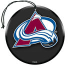 "{NEW) NHL: Colorado Avalanche - Hockey Puck ""Air Freshener"" - Choose Quantity"