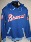 MLB Atlanta Braves Baseball Grand Slam Hoody Hooded Sweatshirt Mens Sizes Nwt on Ebay