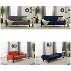 Futon Sofa Bed Sleeper Convertible Split Back Lounger Couch Furniture Dorm NEW
