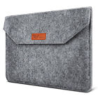 Smart Laptop Wool Felt Sleeve Case Cover Bag for Apple MacBook Pro Retina Air