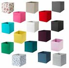 IKEA DRONA Box Fabric Storage Expedite Kallax Shelf Shelving Unite Boxes Toys