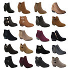 Kyпить New Womens High Heels Booties Ankle Boots fashion low Shoes Wedge Size Pumps sz на еВаy.соm