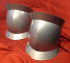 Rugged Polycarbonate Knees/Poleyns SCA Rattan Combat Armor Faire Sword Fighter