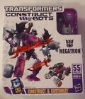 Transformers Construct-Bots Elite Class E1:05 Megatron 55 Pieces New - Time Remaining: 4 days 6 hours 14 minutes 46 seconds