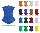 Heavy Duty 26 Double Steel Boned Waist Training Cotton Underbust Corset #8520-TC