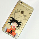 Dragon ball Z Goku Anime Manga Game iPhone SE 6 7 Plus Case Silicone TPU Soft #8