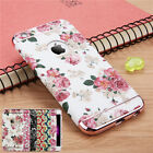 "Luxury Flower Shockproof Back Cover Case for Apple iPhone 6 6S Plus 4.7"" 5.5"""