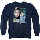 Star Trek Next Generation TV Series Doctor Mccoy Adult Crewneck Sweatshirt on eBay