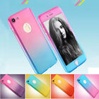 360° Full Body Phone Case Cover + Screen Protector For iPhone 6 6s 7 Plus 5 5s