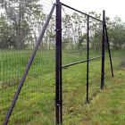 8' High Driveway Gate For Deer Fencing - Various Widths