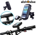 Bicycle Cycle Waterproof Case Cover Bike Mount Holder All Samsung Galaxy Mobiles