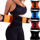 POWERNET FAJAS COLOMBIANAS SHAPEWEAR BODY SHAPER GIRDLE WAIST CINCHER SPORT BELT