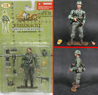 1:18 Scale German Mountain Division 10638 WEHRMWCHT Soldier Model Toy Figures