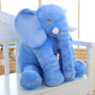 Fashion Elephant Plush Lumbar Pillow Soft For Children Baby Kids Toy Animals UK