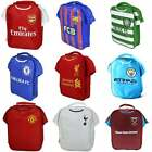 Official Football Team Kit Lunch Box - OFFICIAL Kids School Office - NEW GIFTS