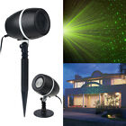 Christmas Moving Star Laser Projector RG Stage Light Xmas Garden House Landscape