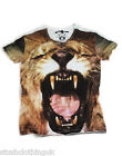 Sons of Heroes Men's Lion Panel T-shirt (SHTS004)