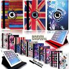 Kyпить Leather 360 Rotating Stand Case Cover For iPad 1234 / Mini 1234 / Air 1 2 / Pro на еВаy.соm