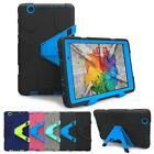 For LG G Pad F 8.0 / X 8.0 Daul Layer Shock Proof Defender Combo Box Stand Case