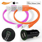 3pcs New Certified Lightning Sync Data Charger Cable For iPhone 5 - 7 iPod iPad