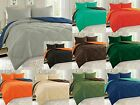 Empire 3pc Reversible Comforter Set Microfiber Quilted Bed Cover All Size Option image