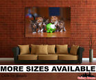 Wall Art Canvas Picture Print - Cute Cats, Kittens and To...