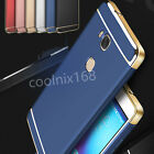 Luxury Gold Plating Bumper Matt Plastic Case Cover For Huawei Honor 5X GR5