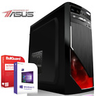 Systemtreff PC System Powered by ASUS GTX 1050 TI 120 SSD 16 GB FX 4300 Win 7/10