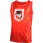 St George Dragons 2016 NRL Mens Sublimated Training Singlet BNWT Clothing