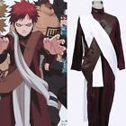 Narutos Gaara 3 Rescue Sasuke -Cosplay Equipped Costume Full Suit Men s