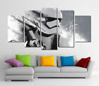 Framed Wall Canvas Art - Star Wars Force Awakens Stormtrooper Canvas Prints