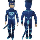 Toddler kids boys PJ Masks Catboy Connor Halloween Cosplay Costume Xmas Gift Toy