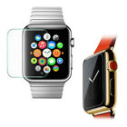 2 Pack Premium HD Screen Tempered Glass Flim Protector For Apple Watch 38/42MM
