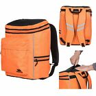 Trespass Idie 27 Litre Orange Hiking Backpack Travel Reflective Rucksack