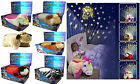 Animal Cuddle Pet Pillow Cushion Night  Lights Kids Childrens night GLOW Toy