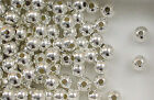 925 Sterling Silver 6mm Seamless Round Spacer Beads, Choice of Lot Size & Price