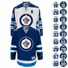 2016 17 Winnipeg Jets REEBOK NHL Premier Player Jersey Collection Mens