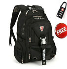 """Fashion 15.6"""" Swiss Gear Travel Bags Macbook laptop hiking backpack student bag"""