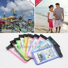 Universal Waterproof Case Underwater Pouch Dry Cover for iPhone 6s Samsung New