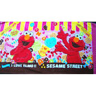 cotton Girls boys ELMO seasame street kids bath beach towel pool swim xmas new