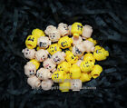 Custom Minifigures Male and Female Head Smile Angry Happy Crying Face Lot