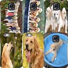Golden Retriever Dog Pup Case iPhone Galaxy S 3 4 5 6 7 8 SE C S Plus Edge Note