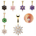 Hot Cool Belly Button Rings Navel Ombligo Stainless Steel Body Piercing Jewelry