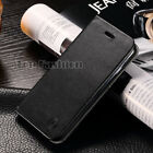 New Luxury Leather Card Holder Wallet Flip Case Cover for Samsung Galaxy Models
