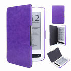 QW Hard Leather Protector Pouch Skin Case Cover For PocketBook 624/626 Touch 2