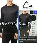 NEW MENS PARADOX PERFORMANCE HEAVYWEIGHT CREW NECK BASE LAYER TOP! VARIETY!