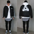 Palace Boxyfit Sleeve Striped Rear Printed Bomber Black S M L FABRIXQUARE j763